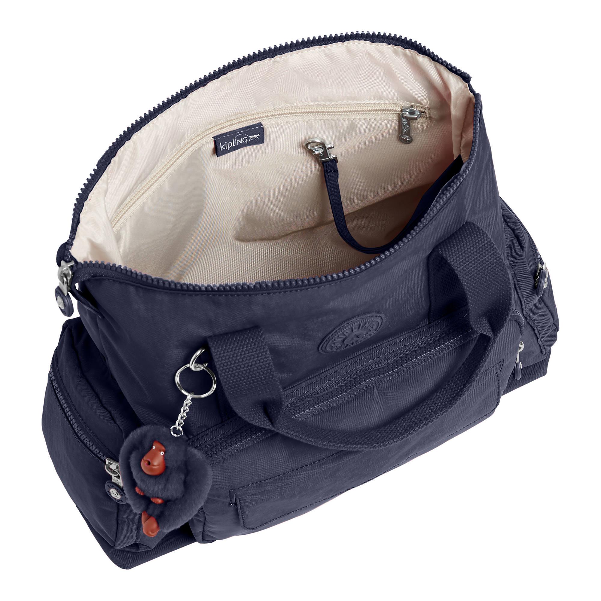 Kipling-Alvy-2-In-1-Convertible-Tote-Bag-Backpack miniatura 42