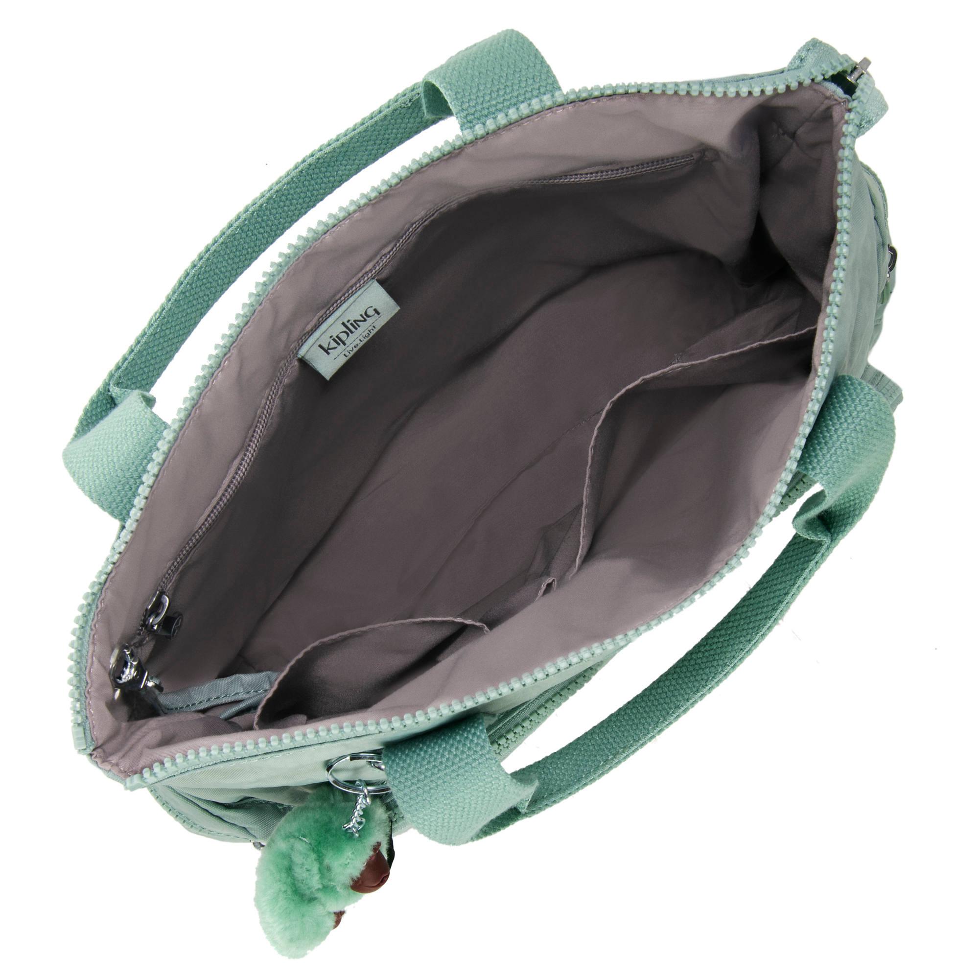 Kipling-Alvy-2-In-1-Convertible-Tote-Bag-Backpack miniatura 21
