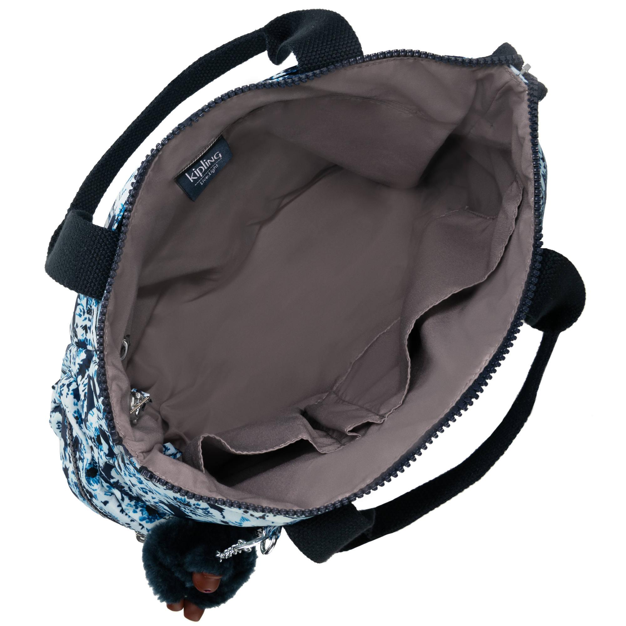 Kipling-Alvy-2-In-1-Convertible-Tote-Bag-Backpack miniatura 33