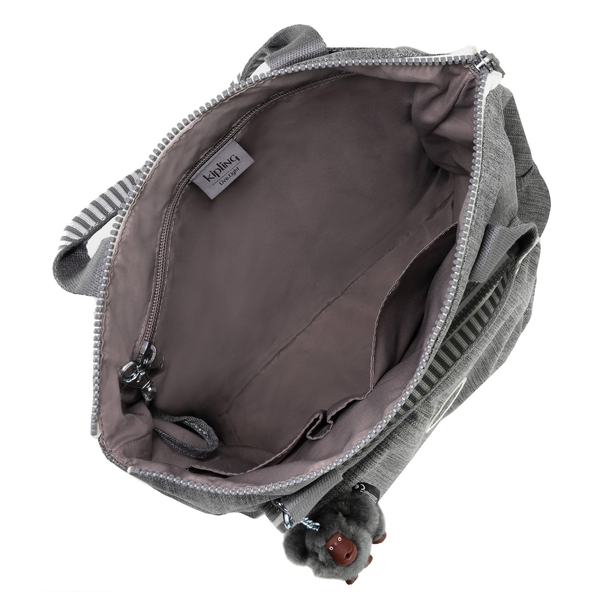 Kipling-Alvy-2-In-1-Convertible-Tote-Bag-Backpack miniatura 27