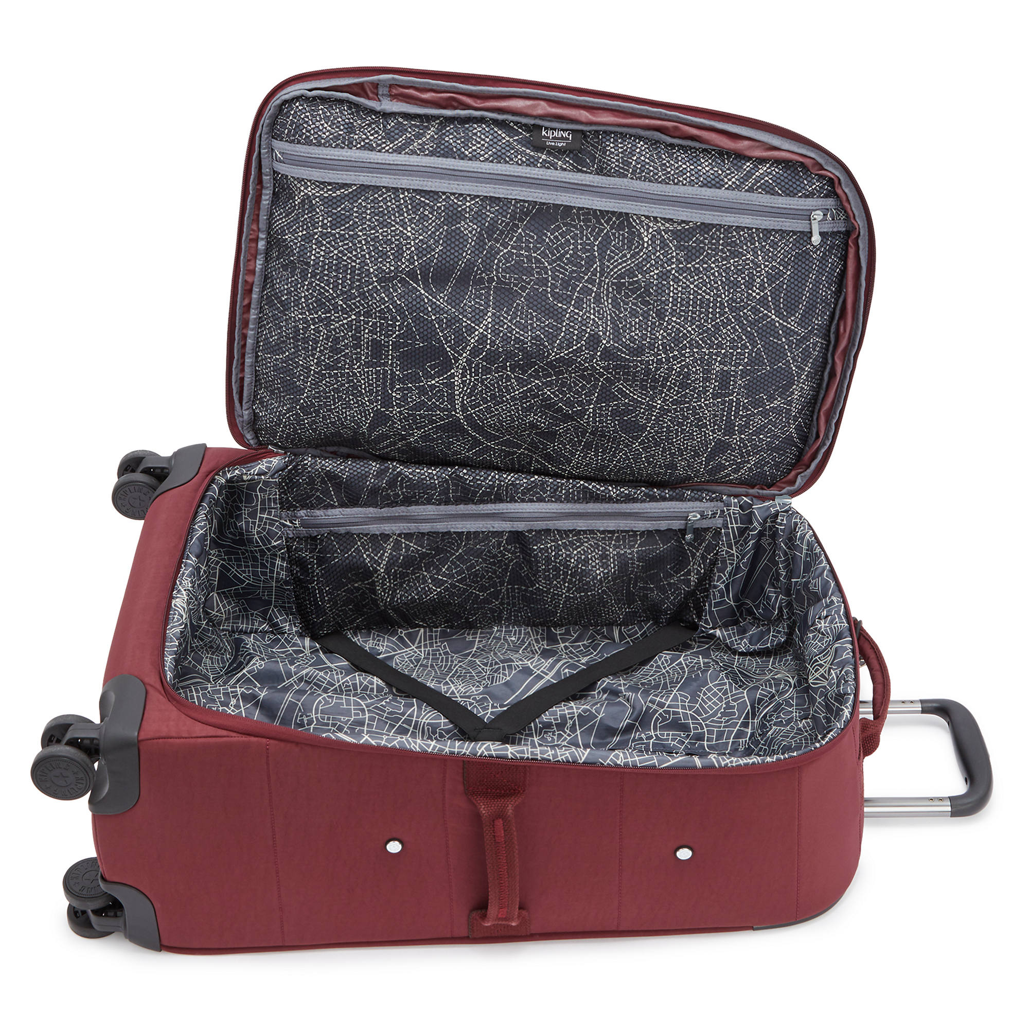 thumbnail 15 - Kipling City Spinner Medium Rolling Luggage