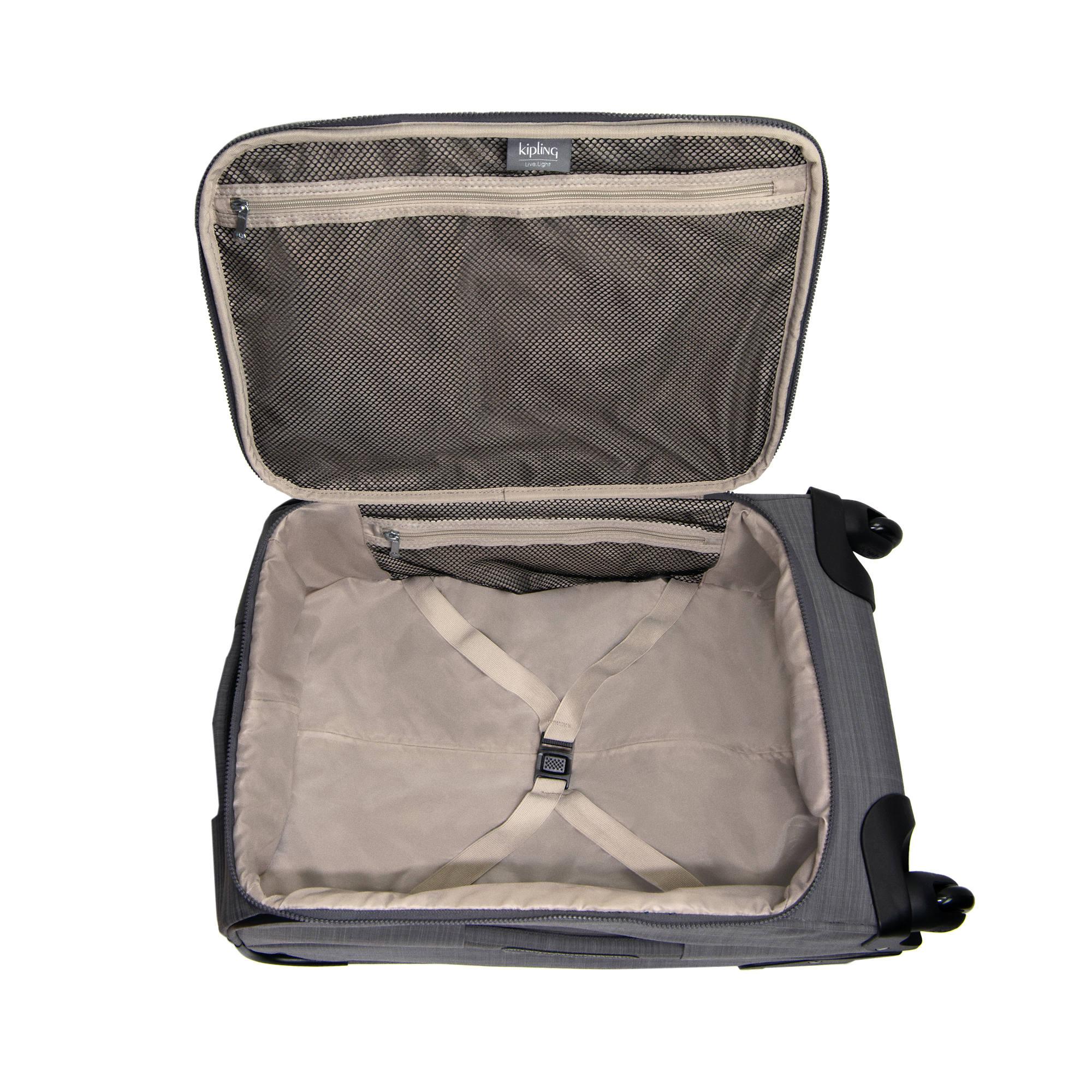 403c2b72687 Youri Spin 55 Small Luggage,Dusty Grey Dazz,large