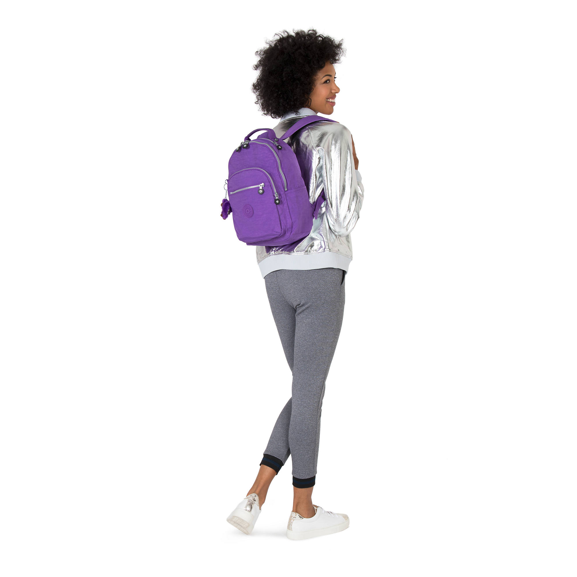 Purple And Gold Backpack - CEAGESP 1b1d54824bc9