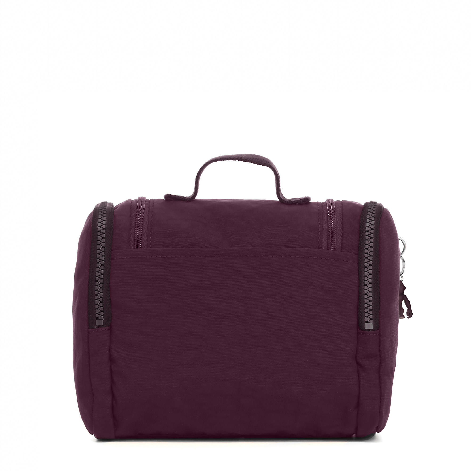 ADGAI Zebra Canvas Travel Weekender Bag,Fashion Custom Lightweight Large Capacity Portable Luggage Bag,Suitcase Trolley Bag