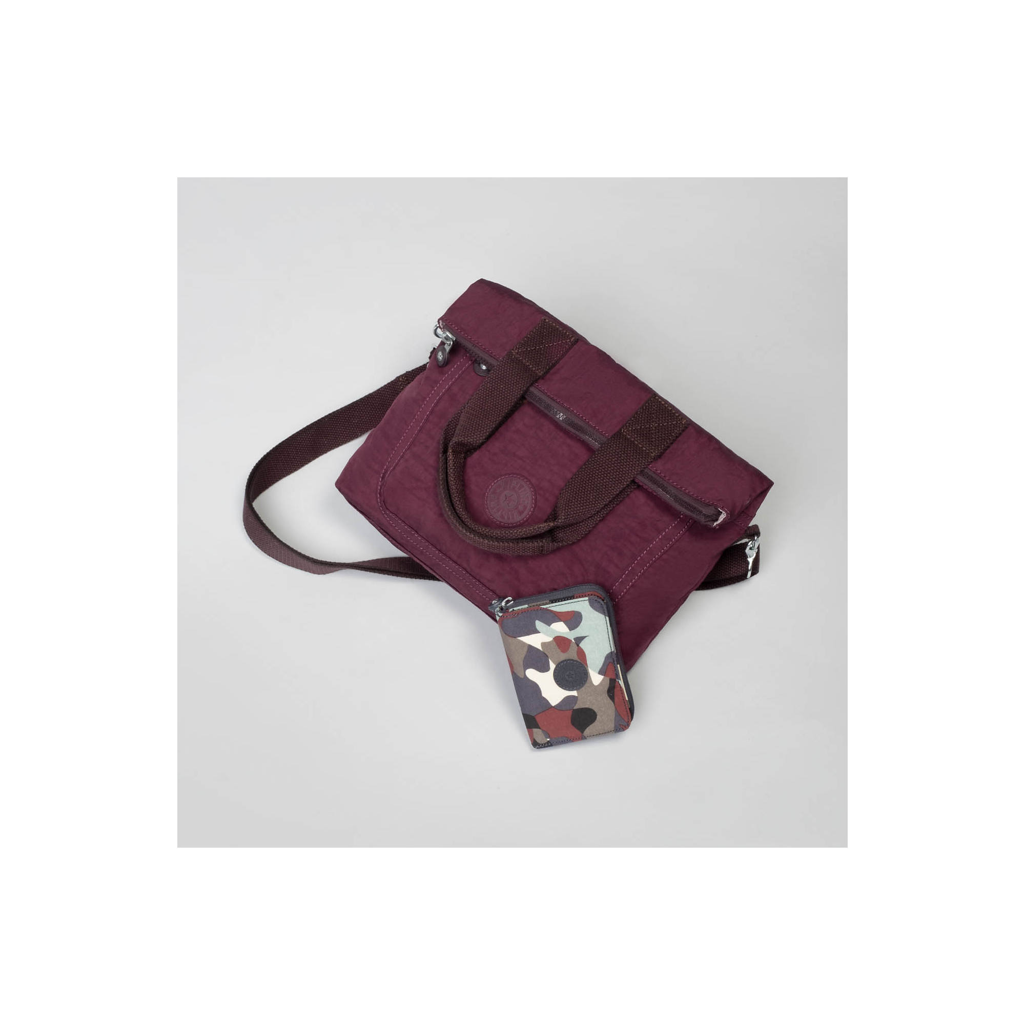 Kipling-Eleva-Cabrio-Tasche Indexbild 28