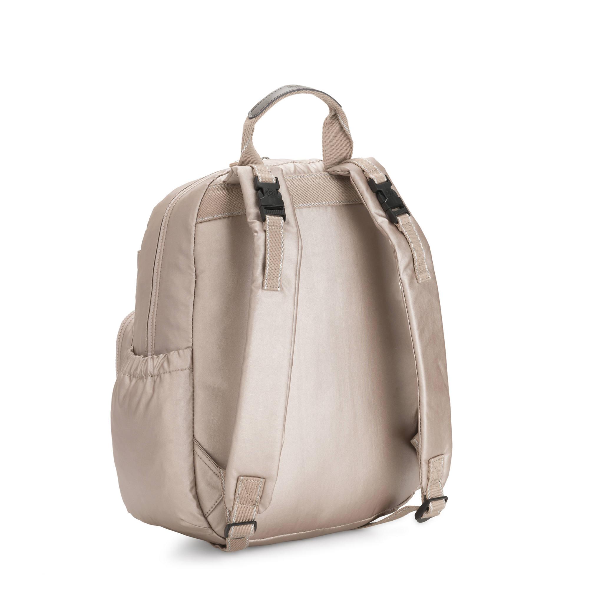 Kipling Maisie Metallic Diaper Bag Backpack