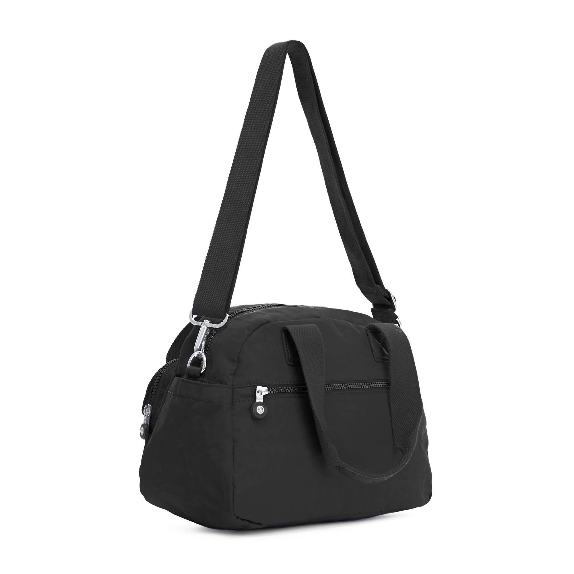 bbba7526b Defea Handbag,True Black,large