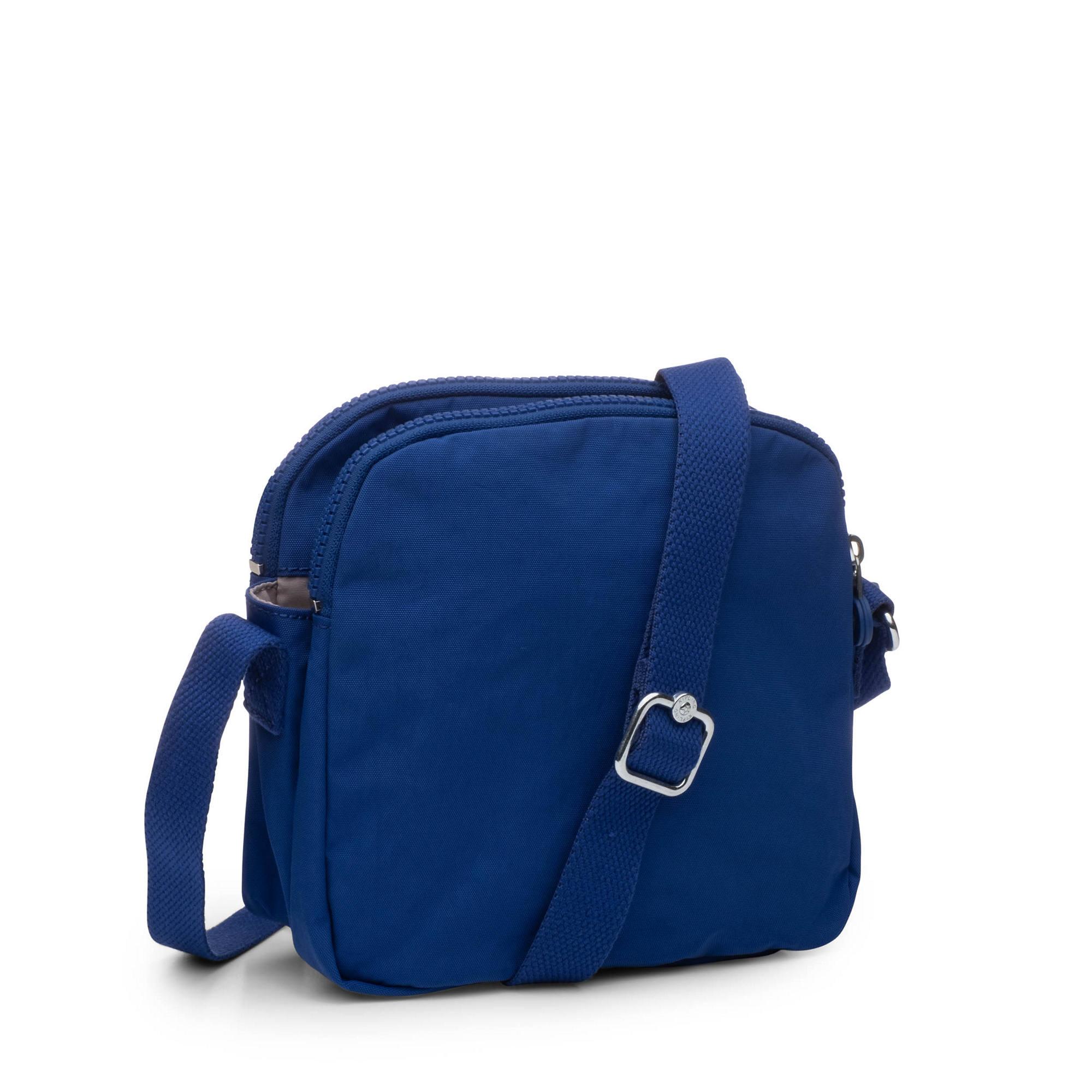 eb111c142 Keefe Crossbody Bag,Blue Tropics Tonal Zipper,large