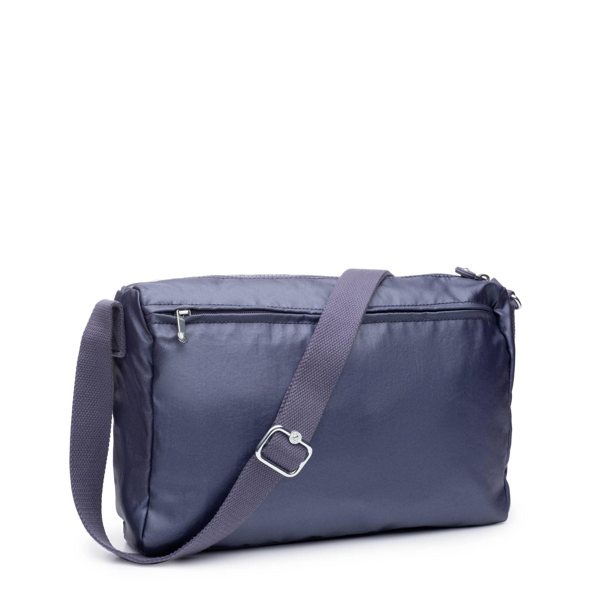 Jean Crossbody Bag,Enchanted Purple Metallic,large-zoomed