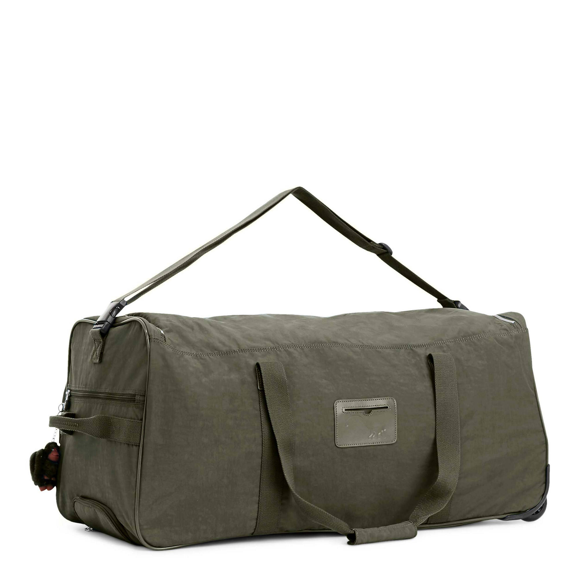 Discover Large Rolling Luggage Duffel,Jaded Green T,large 24645e291b