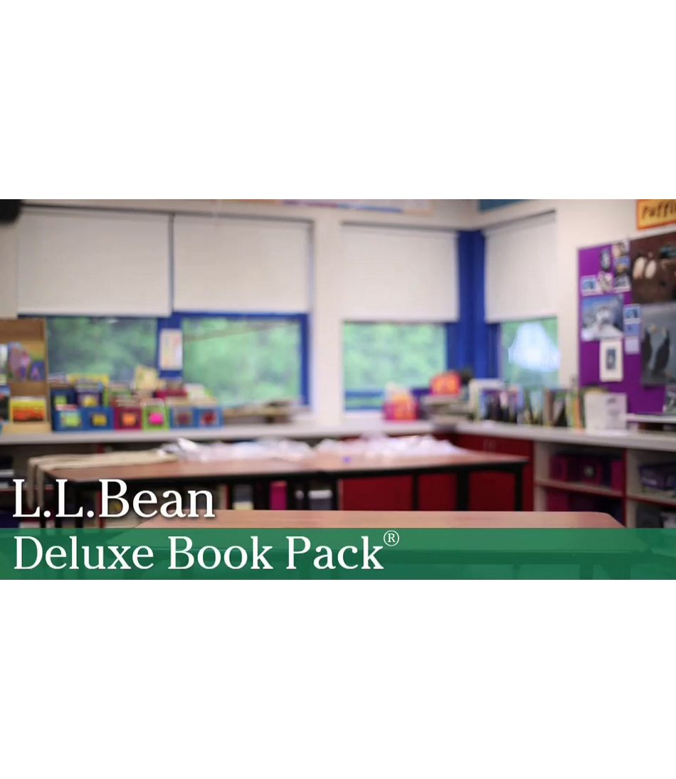 Video: L.L. Bean Deluxe Book Pack