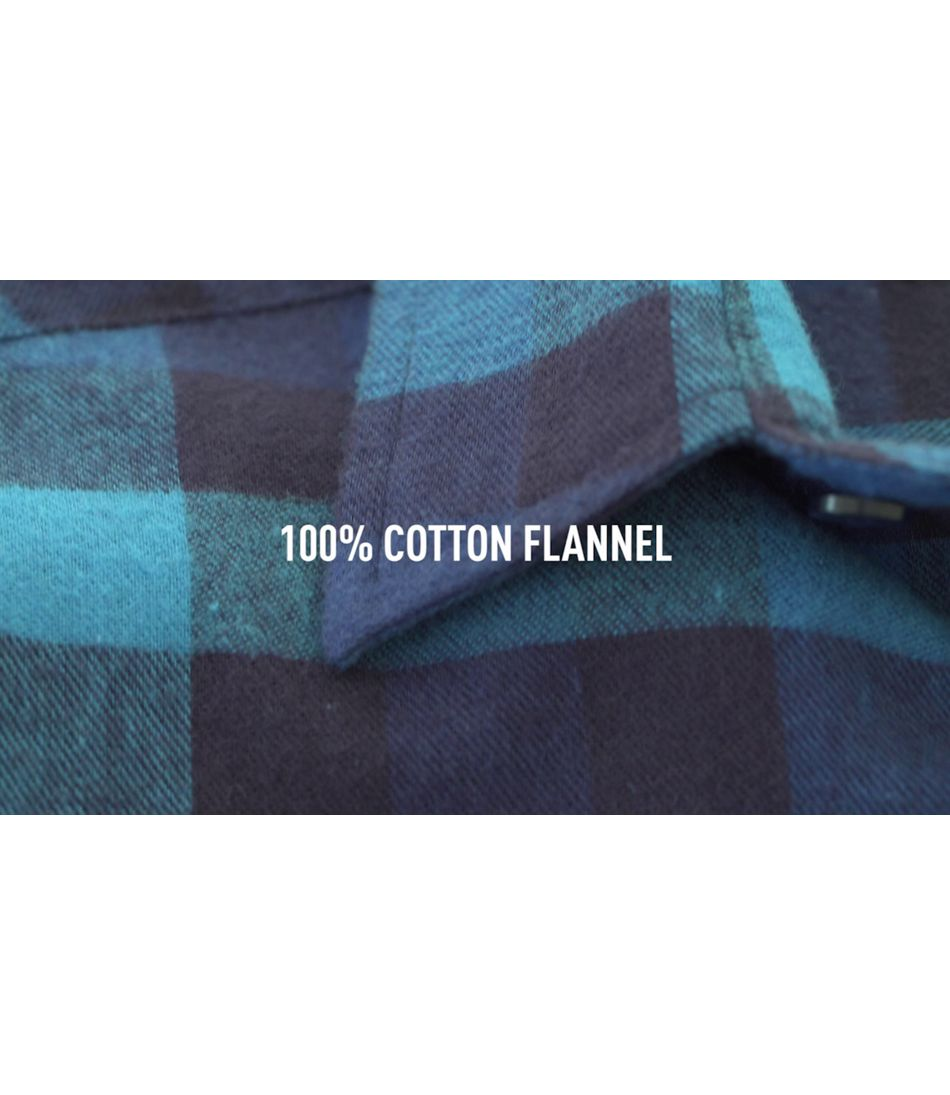 Video: Boys Flannel Shirt Plaid