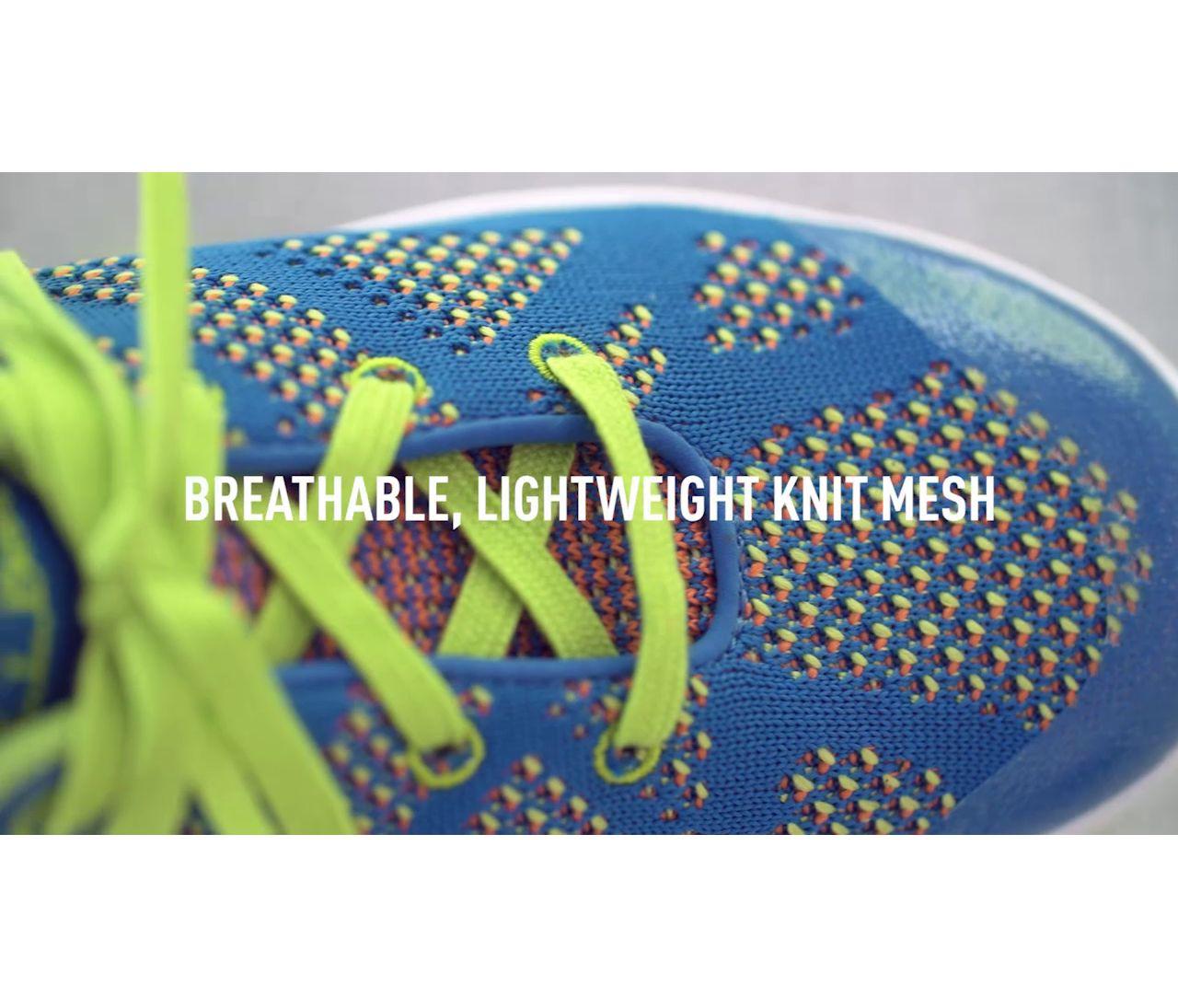 Video: Kids Blaze Knit Sneakers