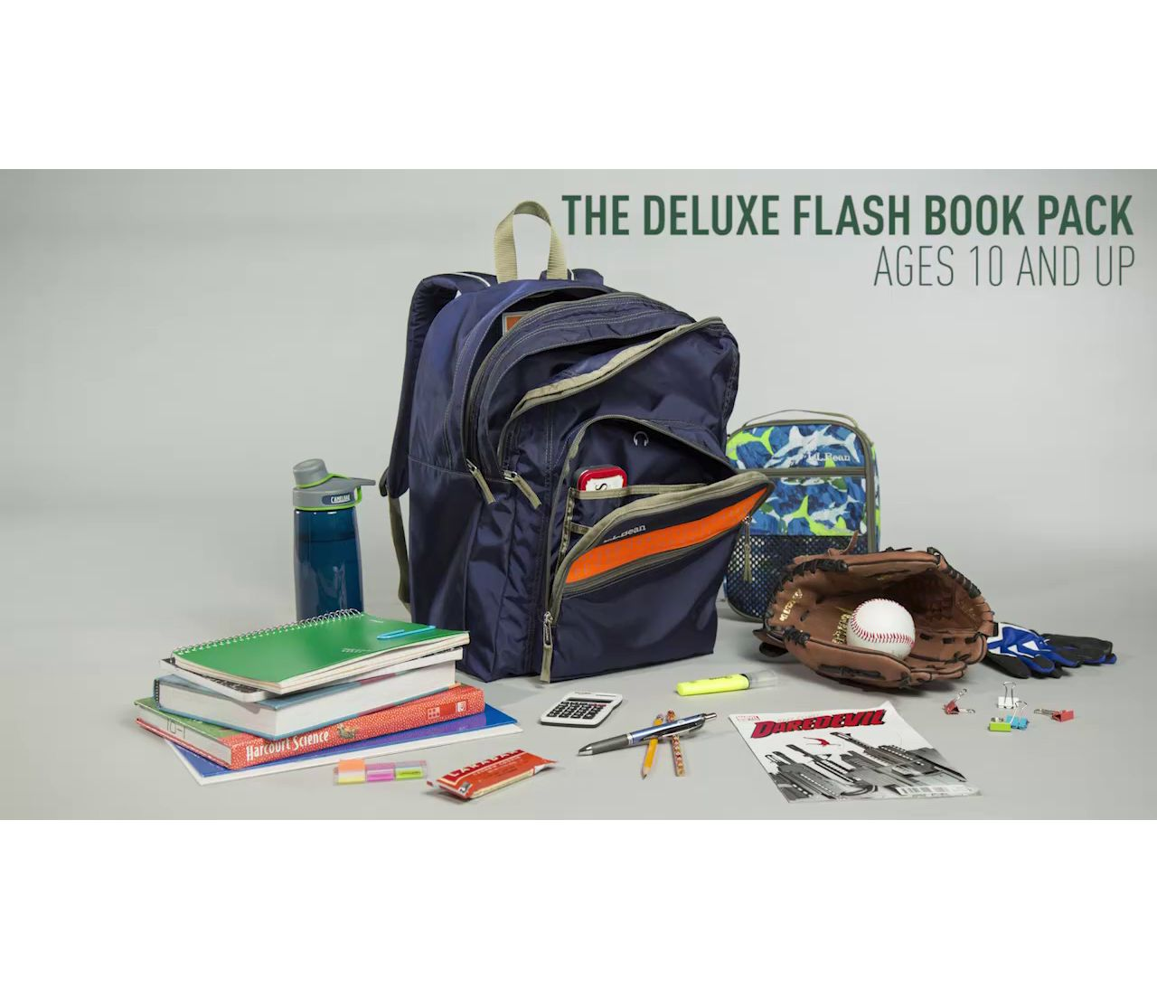Video: Deluxe Flash Book Pack