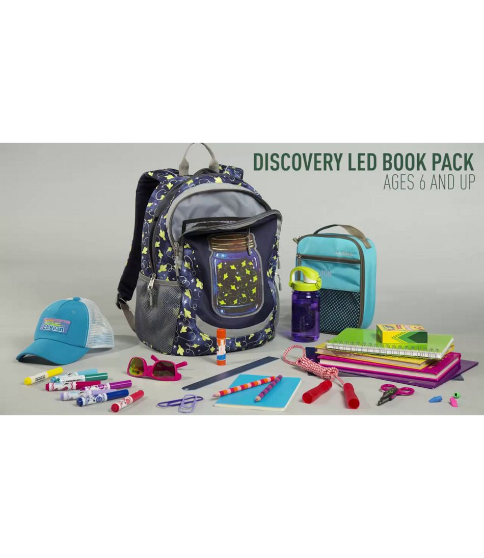 Video: Discovery III LED Glow Pack