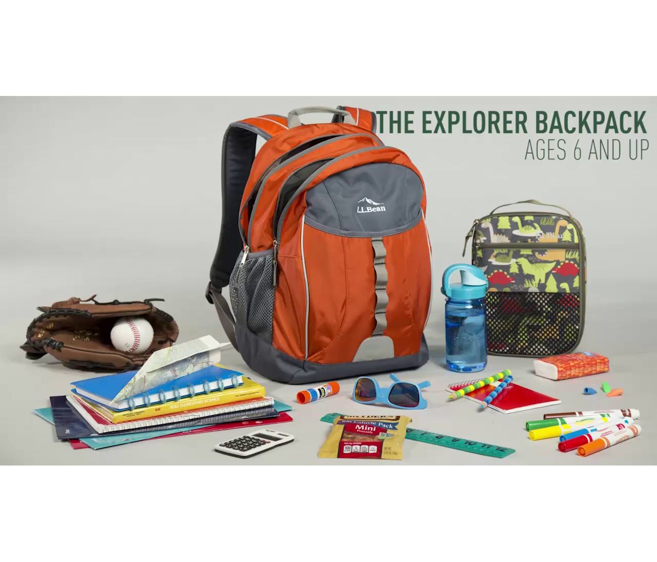 Video: Explorer Backpack