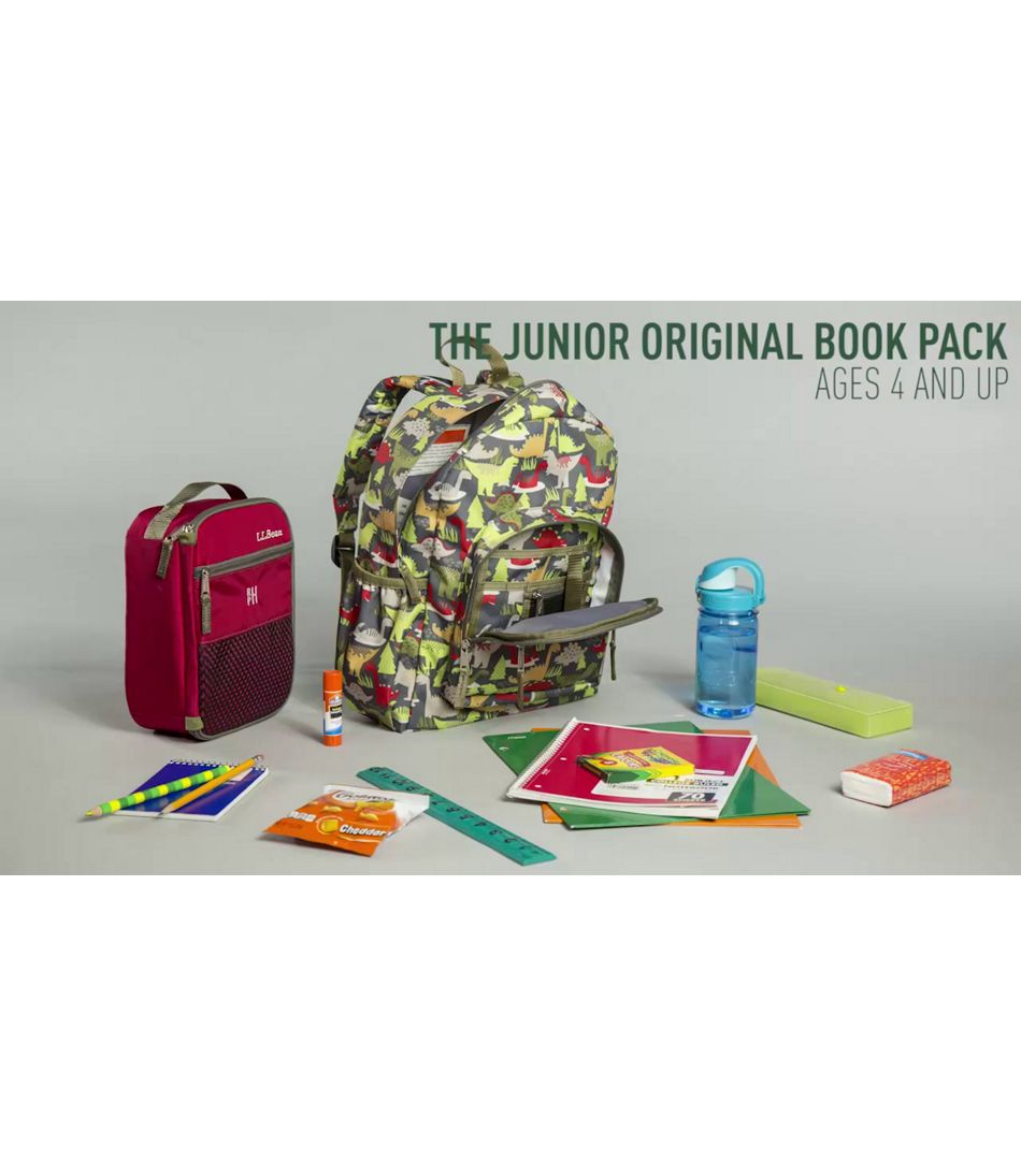 Video: Original Book Pack Jr