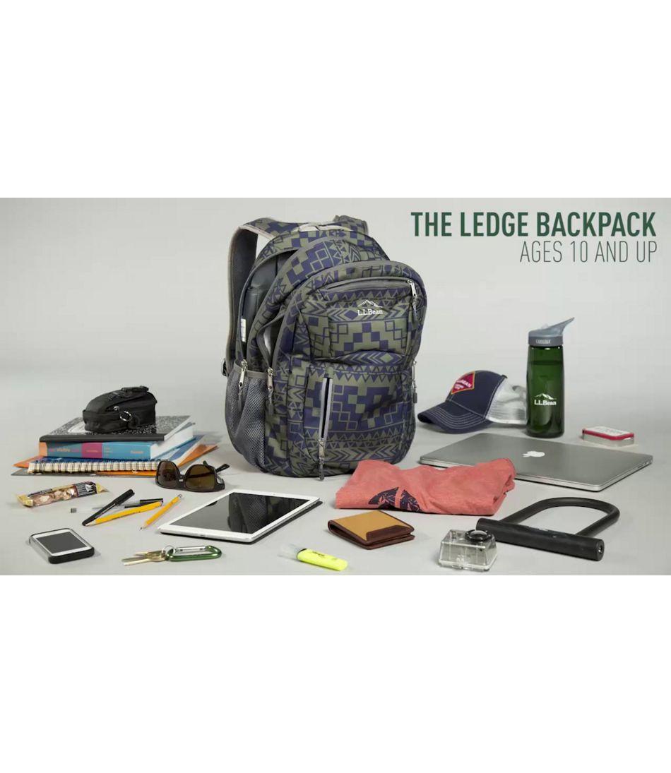 Video: Ledge Backpack