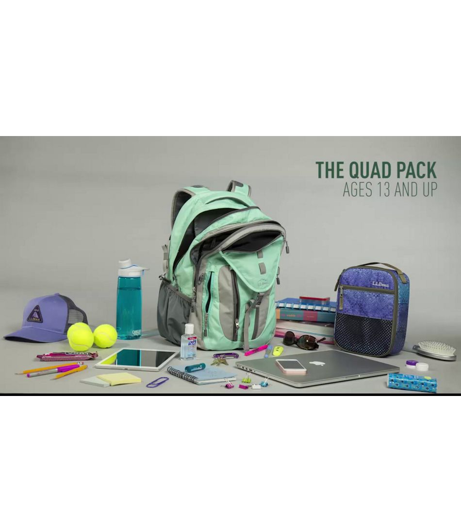 Video: Quad Pack