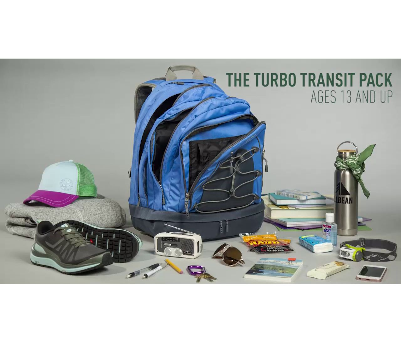 Video: Turbo Transit Backpack