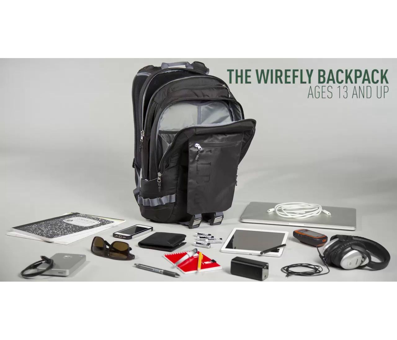 Video: Wirefly Pack