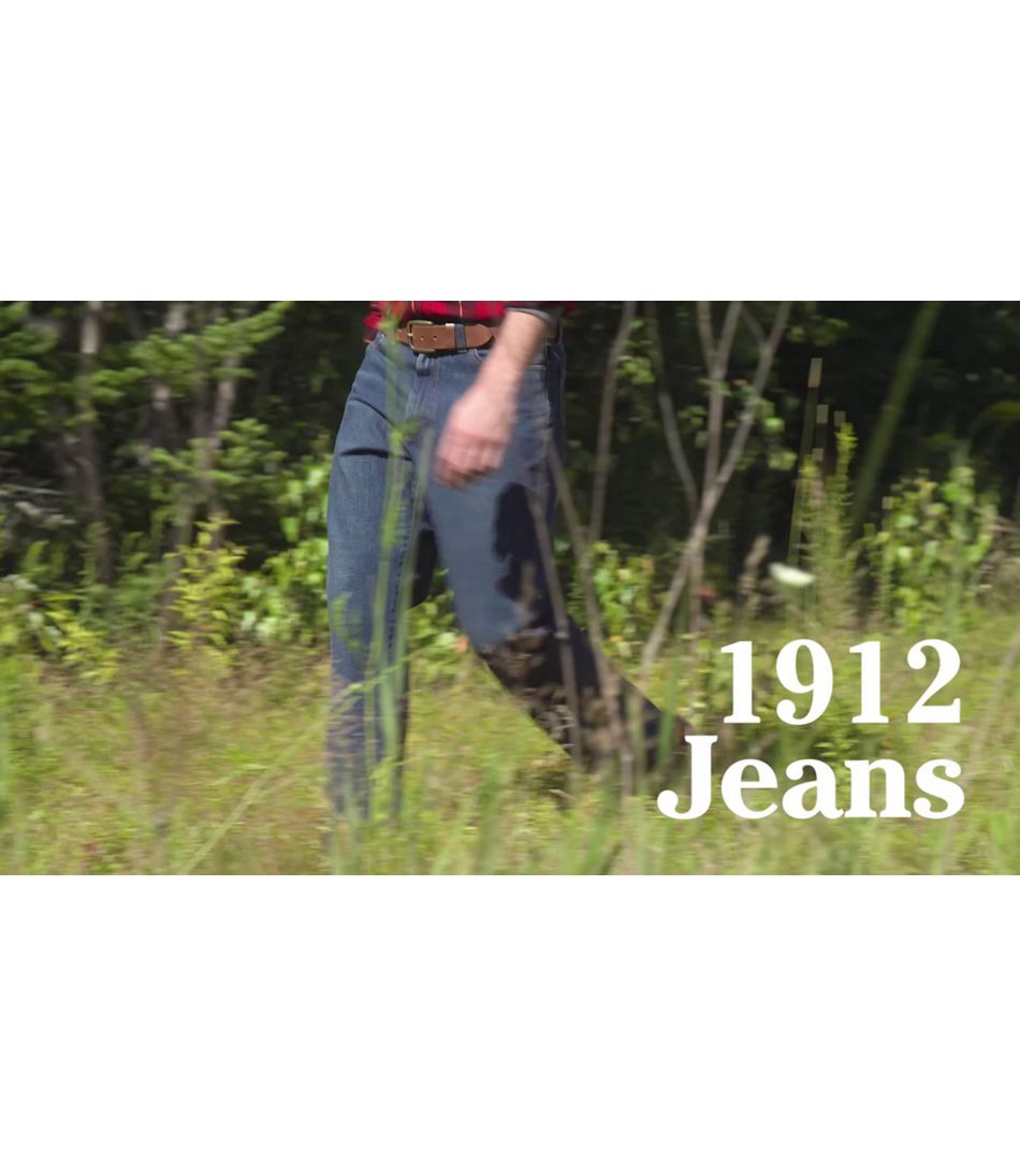 BEANS 1912 JEAN NATURAL FIT MS