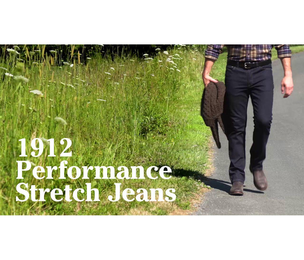 Video: 1912 Stretch Denim Ms