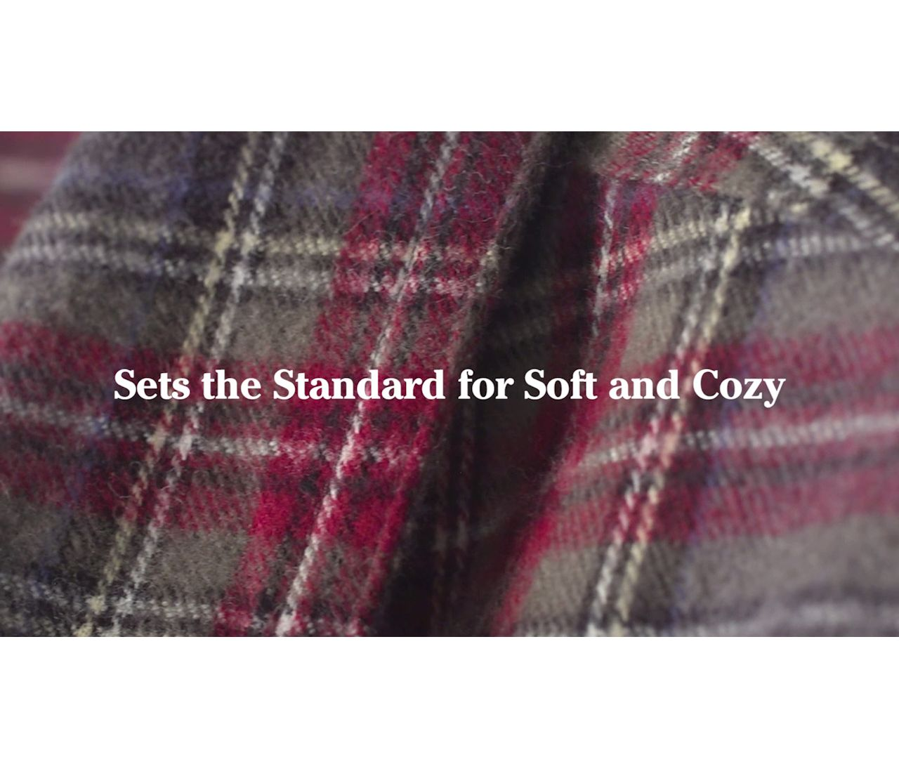 Scotch Plaid Flannel Shirt Ms
