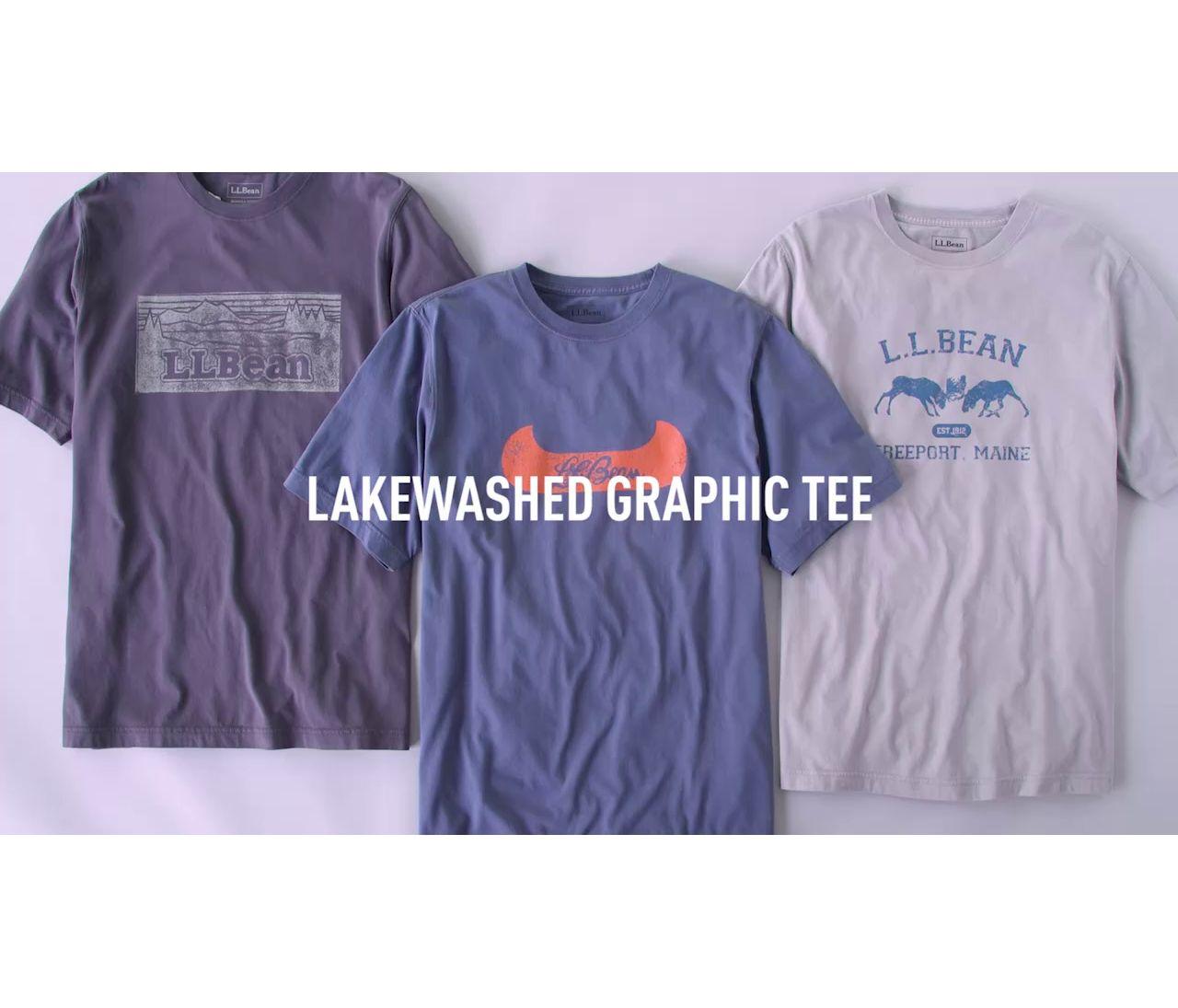 Video: Lakewashed Graphic Tee