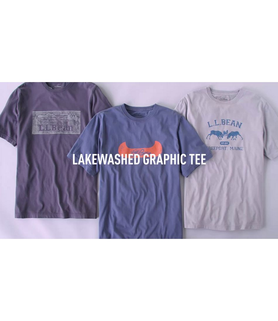 Video: Lakewashed Graphic Tee