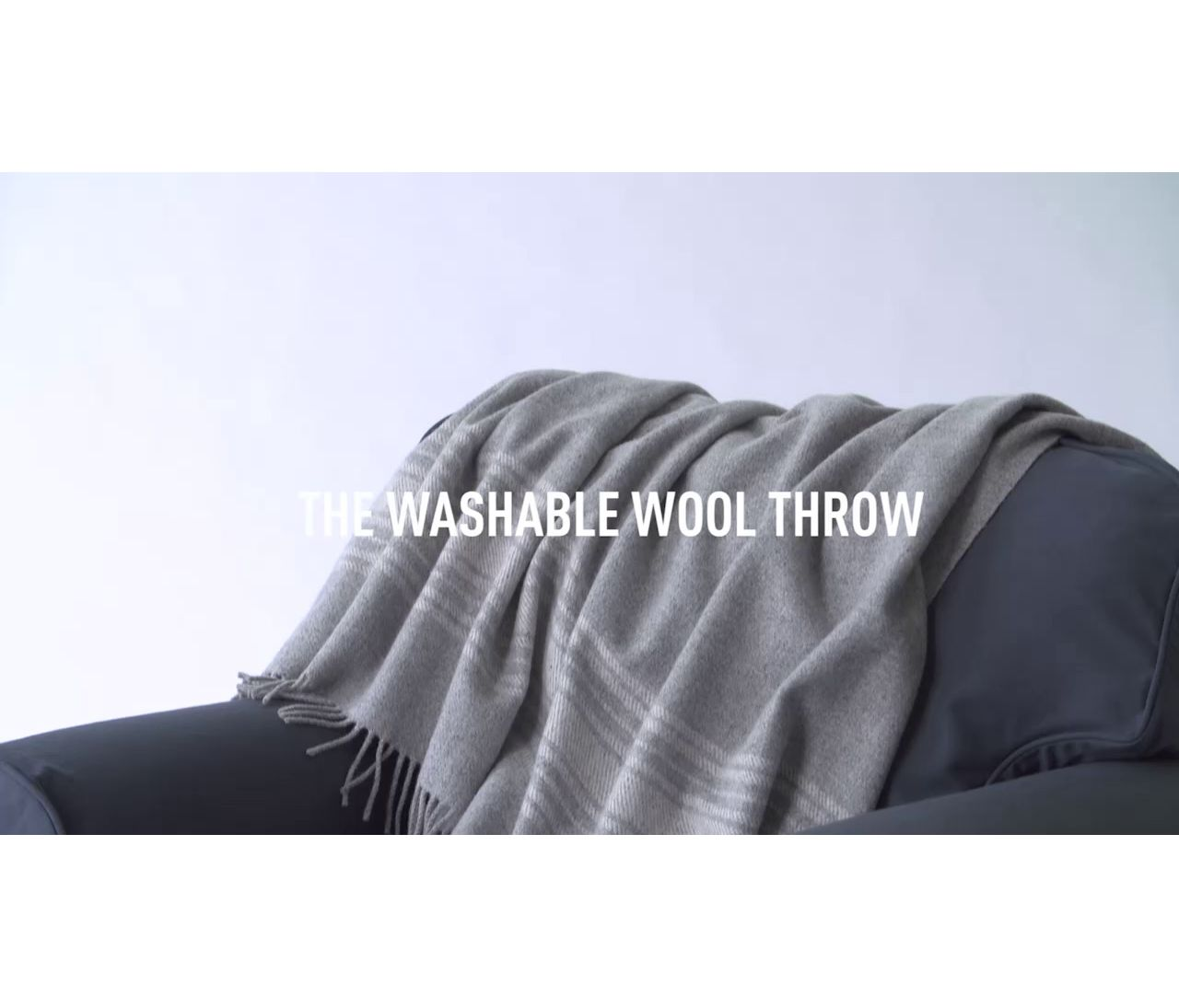 Video: Wool Throw