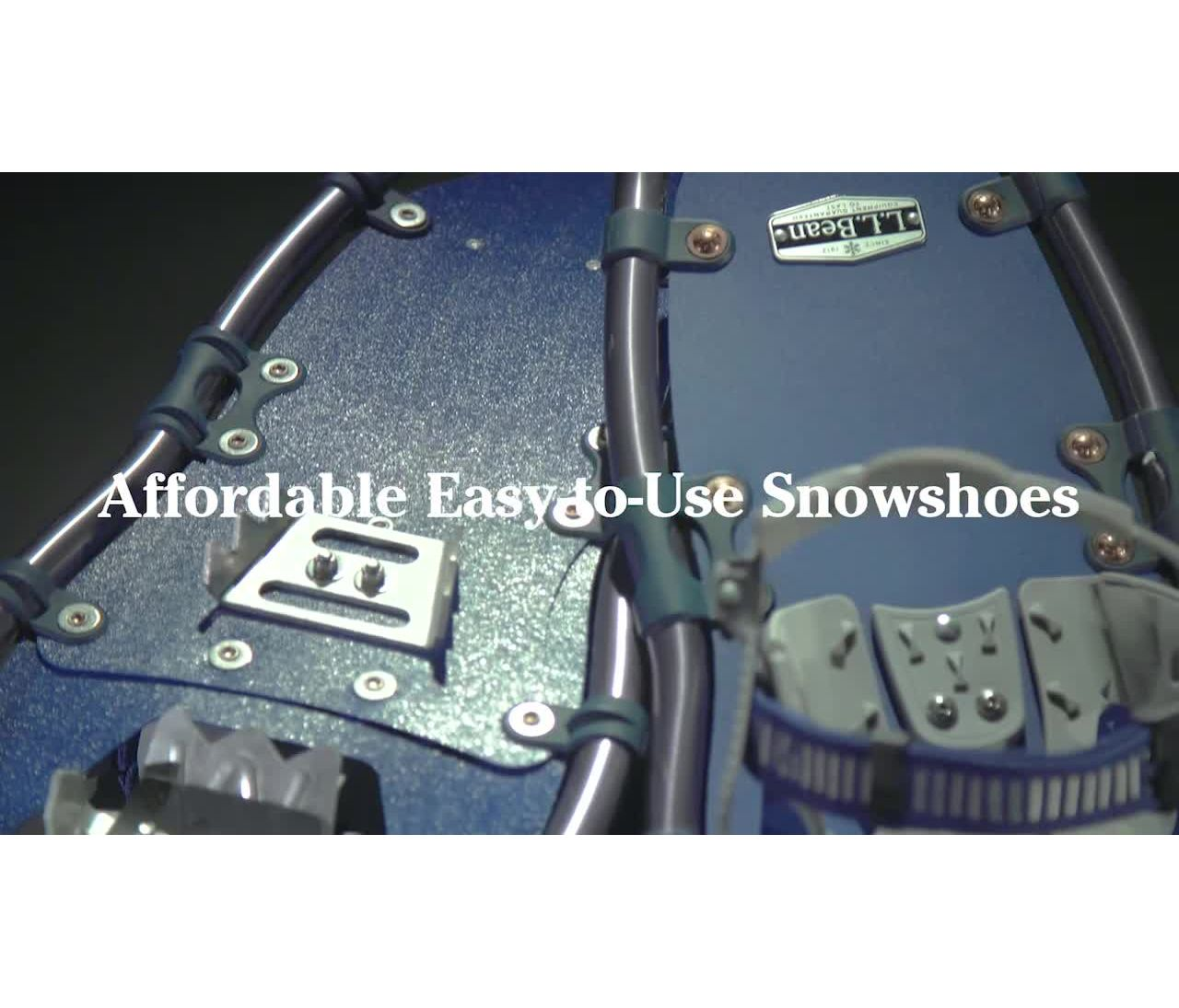 Video: Mens Winter Walker Snowshoes