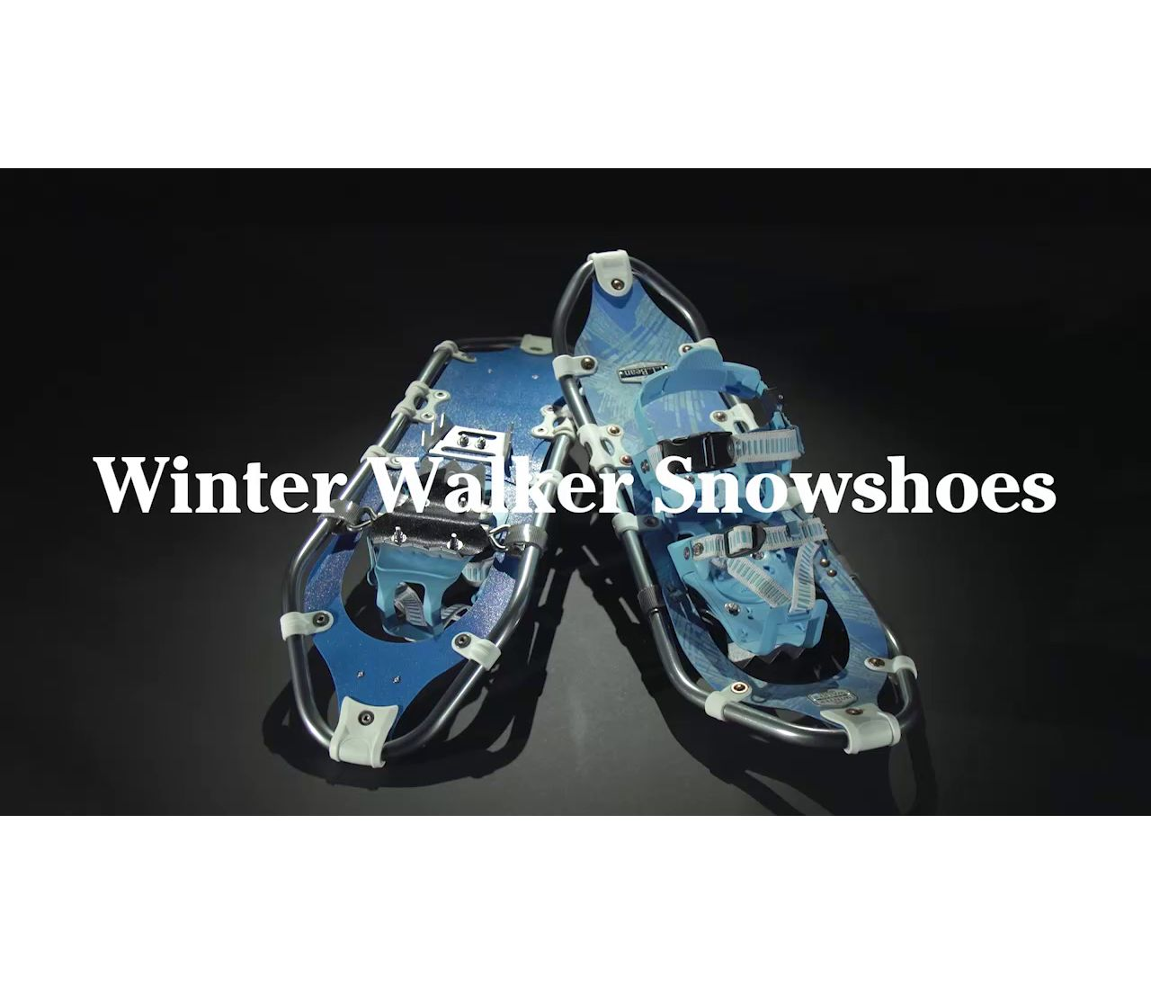 Video: Womens Winter Walker Snowshoes