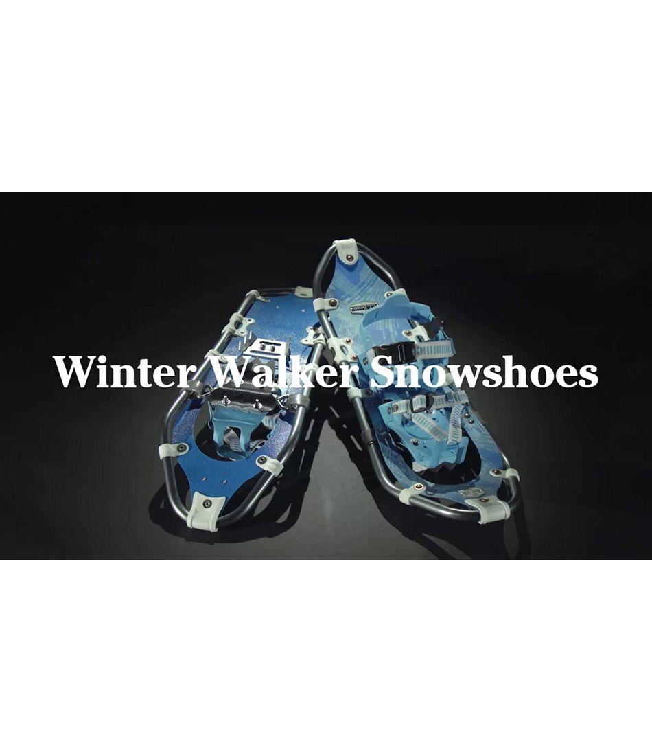 Video: Womens Winter Walker Snowshoes