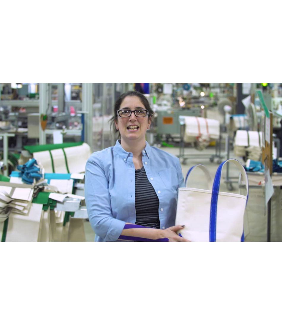 Video: American Made Tote
