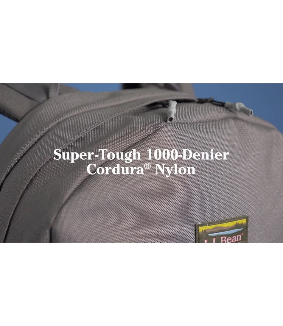Video: Cordura Packs and Bags