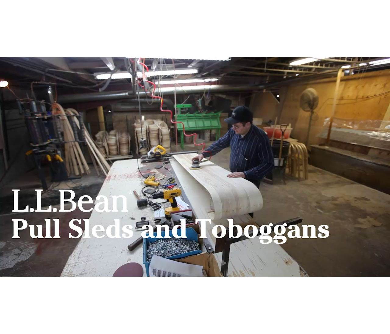 Video: Pull Sleds and Toboggans
