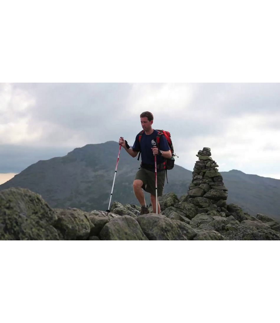 Video: Poles for Hiking and Winter Sports