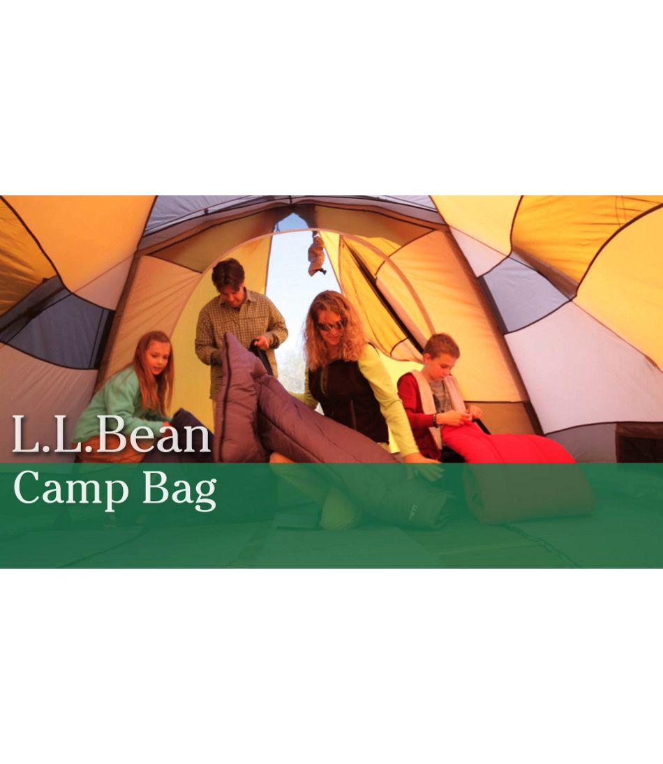 Video: Camp Bags