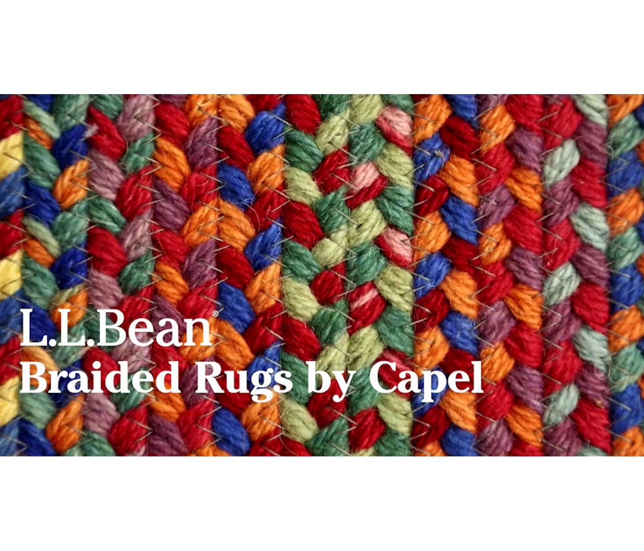 Video: Braided Rugs by Capel