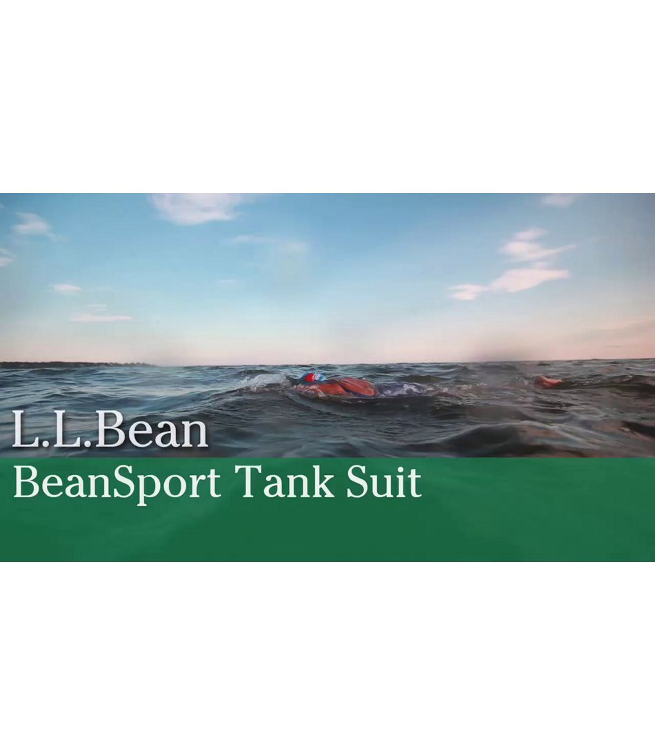 Video: BeanSport Tank Suit