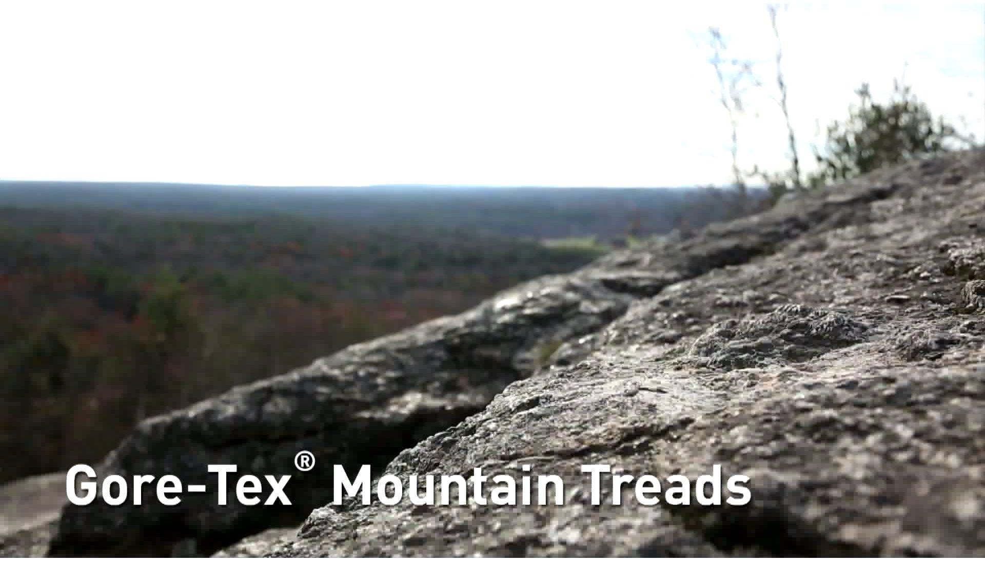 Video: Hiking Boot Mountain Tread