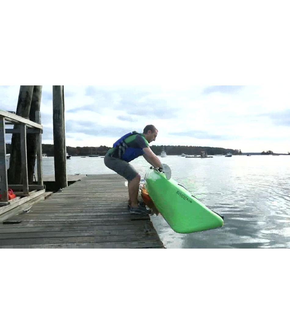 Video: Manatee Deluxe Solo Kayak