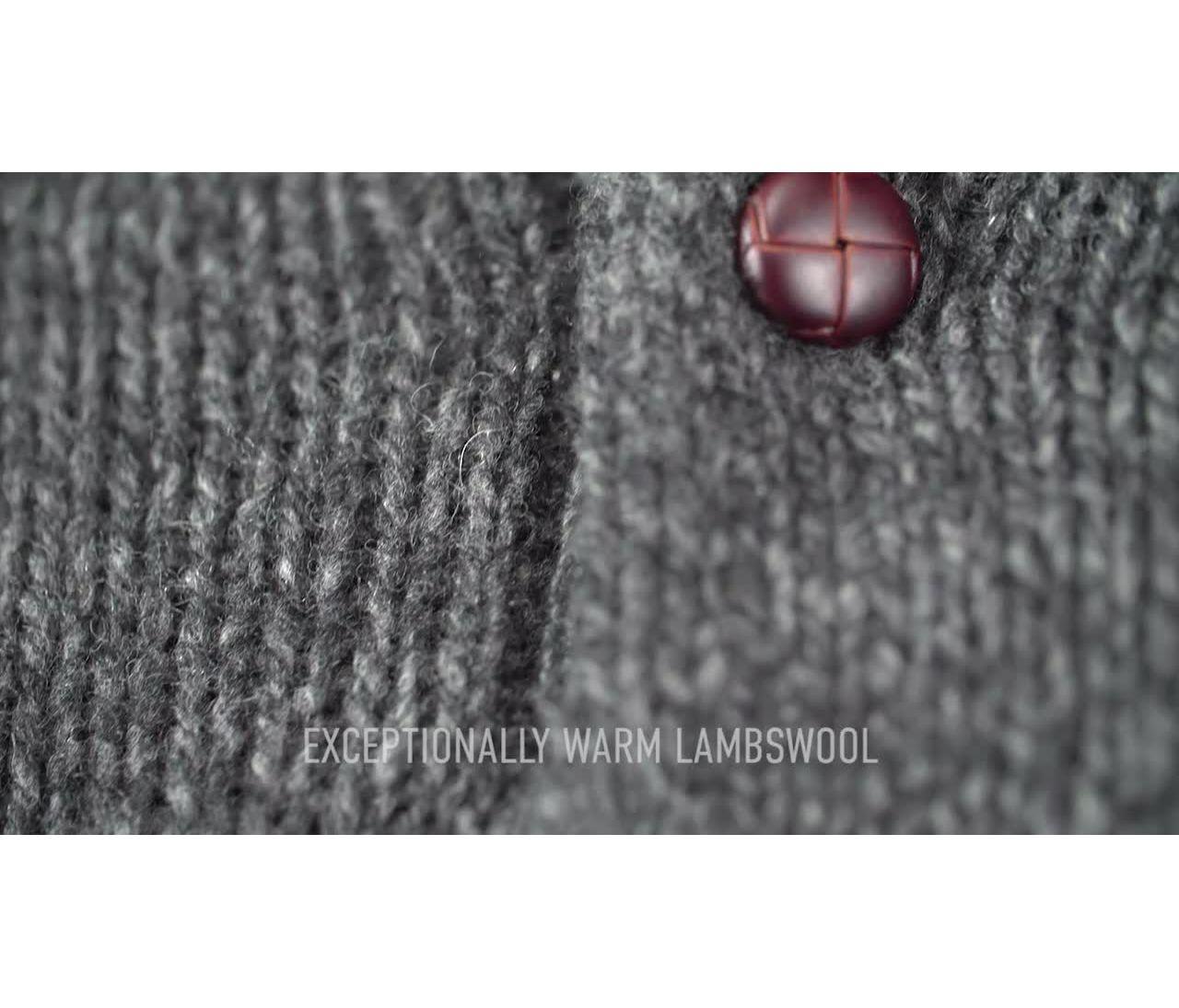 Video: Ragg Wool Sweater