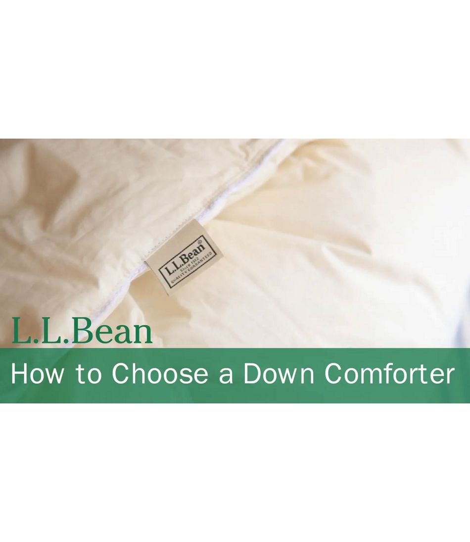 Video: How to Choose Down Bedding