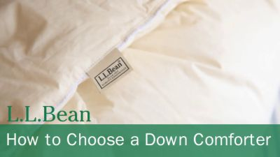 Classic Colors Down Comforter