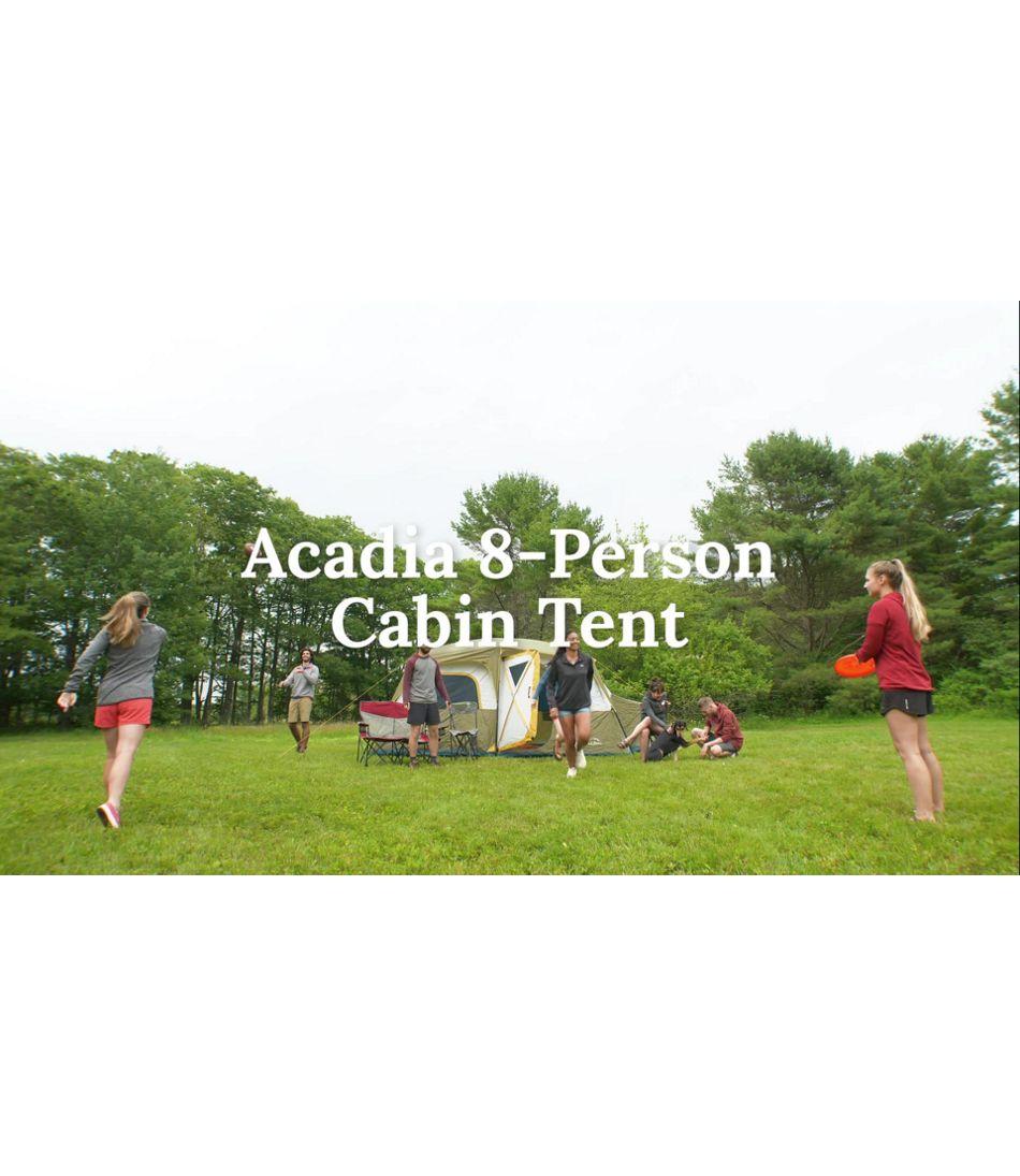 Video: Acadia Cabin 8