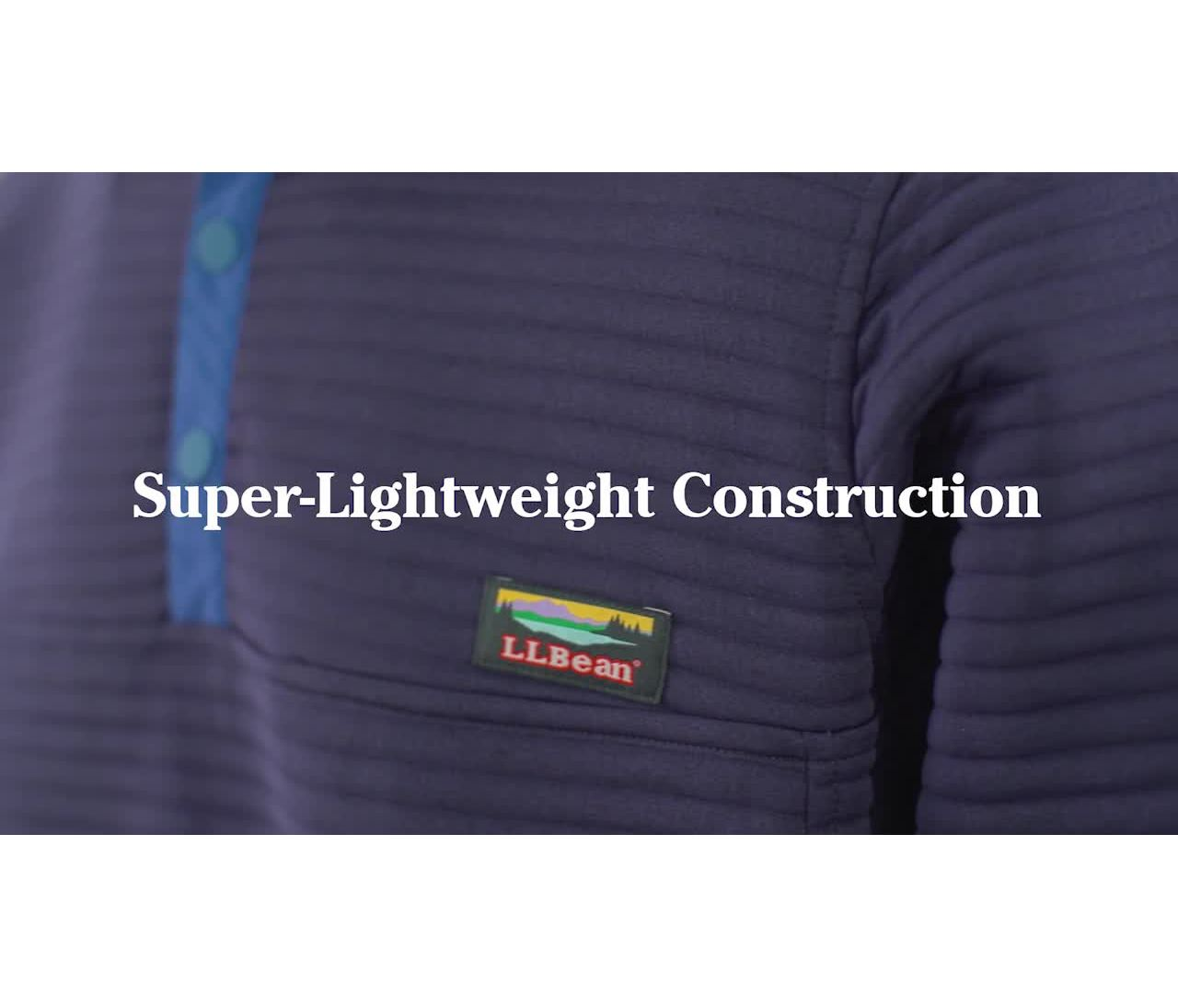 Video: Airlight Knit Pullover Ms