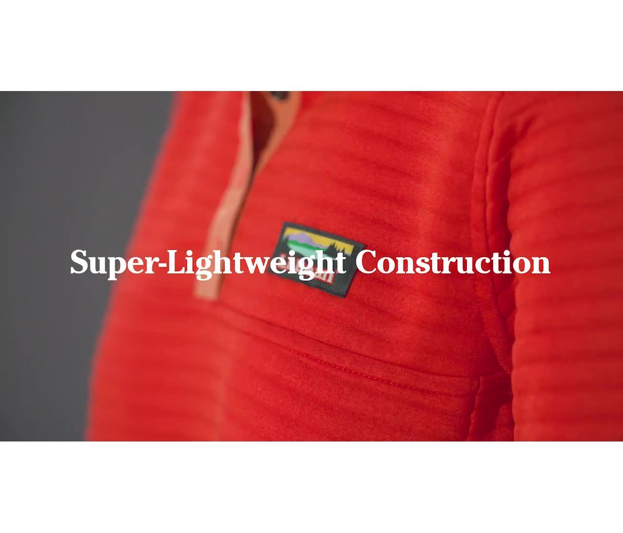 Video: Airlight Pullover Ws