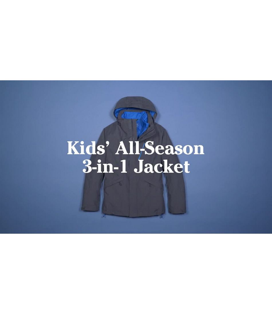 Video: All Season 3-in-1 Jacket Kids